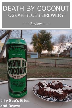 Here is a tasty coconut porter you will not want to miss!