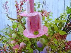 Easter Centerpiece by Trendy Tree  http://www.trendytree.com
