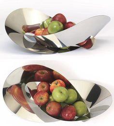 Creative+Fruit+Designs | Vessel Fruit Bowls : Stylish fruit bowl designed by Helena Schepens.