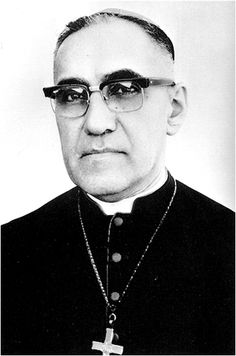 Oscar A. Romero  Oscar Romero was the archbishop of San Salvador, assassinated while saying Mass in 1980 by death squads angered by his public voice against poverty, social injustice, political killings, and torture in El Salvador at the time.