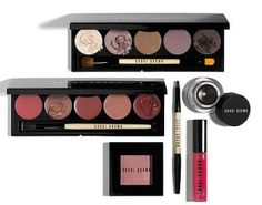 Bobbi Brown Downtown Beauty Collection - best pallette ever! Makeup 101, Makeup To Buy, Makeup Case, Love Makeup, Beauty Makeup, Makeup Products, Beauty Products, Gothic Makeup