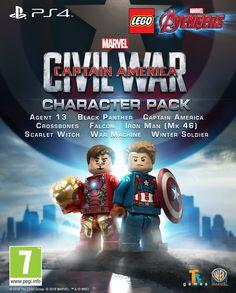 le season pass de lego marvels avengers mis jour - Jeux D Iron Man