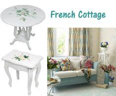 hocker im provenzalischen stil sch ner hocker im franz sischen stil mit quadratischem sitz. Black Bedroom Furniture Sets. Home Design Ideas