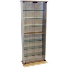 Buy Display Media Cabinet Storage - Oak at Argos.co.uk - Your Online  sc 1 st  Pinterest & Buy Islington DVD and CD Media Storage Unit - Oak Effect at Argos.co ...