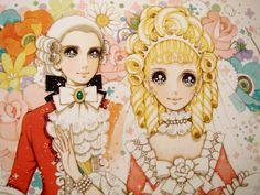 Inspiration: Shiny big eyes  Remember these big eyes? I am a big fan of Japanese girly comics and I always loved to imitate the drawings whe...