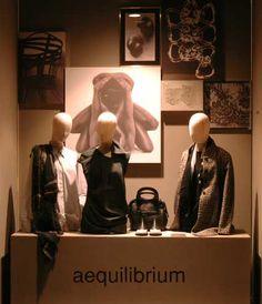 Aequilibrium - new window Fall/Winter 2013-14 www.lidiacorsoitalia82.it