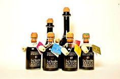 Balsamic vinegar of Modena PGI  Antica Acetaia La Secchia