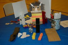 Where the wild things are party craft