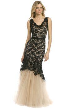 Nha Khanh, Noir Timeless Love Gown