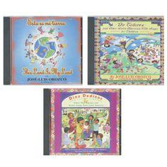 Jose-Luis Orozco CD Set (Set of 3)