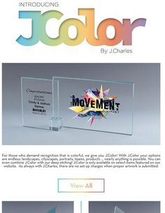 Put Some Color in Your Recognition Awards