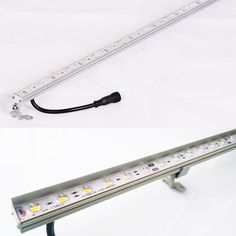 DMX rgb wall washer led architecture lighting led linear light