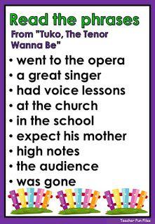 Teacher Fun Files: Reading English Stories For Kids, English Story, Bell The Cat, Little Red Hen, English Reading, English Phrases, Reading Material, Reading Skills, Best Teacher