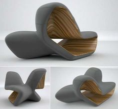 Sculptural Furniture Design - Makemei Furniture Offers Stunningly Artistic Furnishings