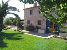 Rental villa Alforja : 8 people, view countryside, private swimming pool - VER816 - Alforja 20807 - Villas du Monde