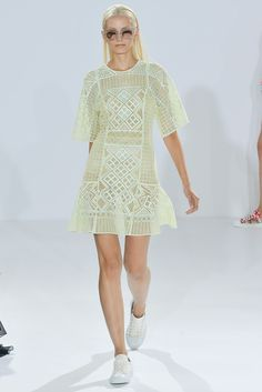 Spring 2015 Ready-to-Wear - Temperley London