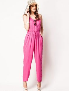c31998433d bigcatters.com pink jumpsuit 14  jumpsuitsrompers Pink Wardrobe