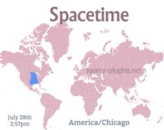 Spacetime – Lightweight Javascript Library to Handle Timezones #time #dateformatting #date #earth #ES2015 #space #timezone #format