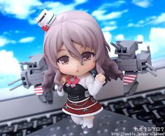 """""""Kantai Collection ~Kan Colle~"""" Pola Nendoroid by Good Smile Company preorder information revealed"""