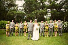 Beautiful outdoor weddings |Maine Mountain Weddings at Sunday River Resort