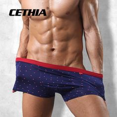 High quality brand men Underwear boxer Sexy cotton Cueca Boxers mens boxer shorts Gay Underwear Man male boy underpant slip