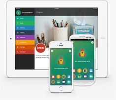 Responsive | Transforming/Pinned header desktop | unpinned mobile