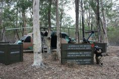 Get to the choppa! #paintball #paintballing