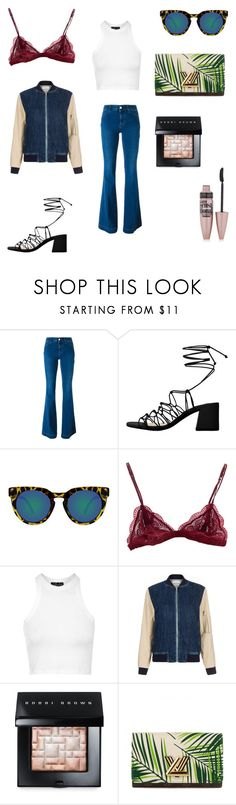 """its not 4 u"" by swiperight on Polyvore featuring STELLA McCARTNEY, MANGO, Quay, Posh Girl, Topshop, Paul Smith, Bobbi Brown Cosmetics, Louis Vuitton and Maybelline"