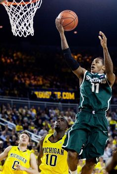 3506198f847 keith appling on Tumblr. Msu Spartans BasketballMichigan State ...
