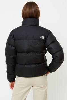 c203c2d4c5 Wood Wood - The North Face - Women s 1996 Retro Nuptse Jacket in Black