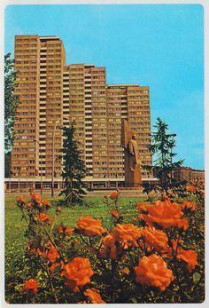 Leninplatz, Berlin, 1974