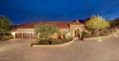 Luxury home in Paradise Valley, Arizona