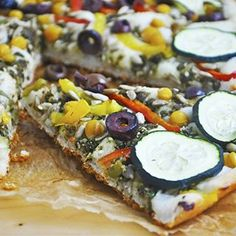 Craving gluten-free vegan pizza and want to try some new flavors? Try this Middle Eastern gluten-free vegan pizza recipe with amazing flavors!  __ Want this recipe? Find it on www.gourmandelle.com __ #vegandinner #eatvegan #veganrecipe #healthyfoodie  #veganfoodie #foodinspiration  #vegancomfortfood #baking101 #pizzalove  #healthyvegan #foodsforthought #healthyfoodideas  #veganbaking #bakingfun #inmykitchen  #veganfoodspot #letscookvegan #veganlove #veganeats #youarewhatyoueat…