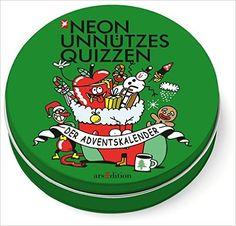 NEON Unnützes Quizzen: Der Adventskalender!: Amazon.de: Bücher