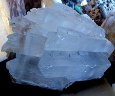 Selenite from Morocco.
