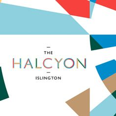 nation The Halcyon houses impressive gallery, music and retail spaces, and works seamlessly with The Thunderbolt restaurant and the Sundowner bar – to create a wonderfully rich, varied yet coherent set of experiences.    The colours used within the brand and environment