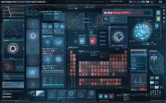 Prologue - Visual Effects Sequences - Iron Man 2 : Interface Design Game Ui Design, Ui Ux Design, 3d Design, Graphic Design, Data Architecture, Futuristic Architecture, Head Up Display, Ui Design Inspiration, Futuristic Technology
