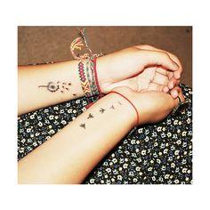 wrist tattoo on Polyvore