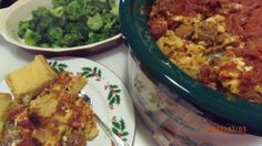 Kudos Kitchen By Renee: Busy Day Crock Pot Lasagna Morphs Into Letter For Son
