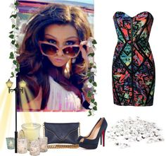 """Cher Lloyd inpired"" by cvr-100 ❤ liked on Polyvore"