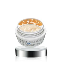 Anew Clinical Eye Lift Pro Dual Eye System - With upper eye/brow bone gel and under-eye cream, eyes feel tighter and lifted, and under-eye shadows are visibly reduced. Formulated with injectable-grade arginine* and other skin tightening ingredients. Eye Lift Cream, Eye Cream, Avon Products, Eye Products, Beauty Products, Beauty Tips, Eye Treatment, Avon Representative, It Goes On