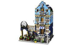 Lego Market Street.