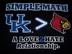 UK WILDCATS VS. LOUISVILLE CARDINALS