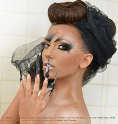 Liat Eshed Cohen Makeup and Hair | Fantasy | Creative Makeup.