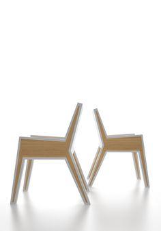 Outline chair   Michael Samoriz