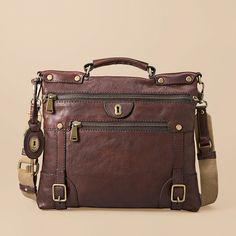 Fossil Emilia Flat Crossbody. There are no better handbags.