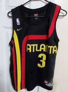 Shareef Abdur Rahim , Atlanta Hawks Jersey , youth medium