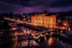 Vijecnica, Sarajevo