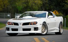 2013 Pontiac Trans Am Hurst Edition by Trans Am Depot – The Screaming Eagle