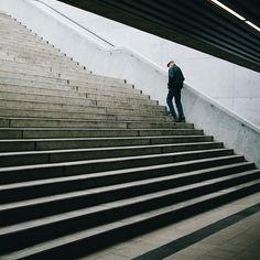 The stairs. 🔝 #stairs #zlin #concrete #architecture #architecturelovers #archilovers #vscoarchitecture #vscoczech #vscogood #vscodaily #bestofvsco #vscovisuals #igers #igerscz #iglife #iglifecz #instalifecz #littlemoments #livethelittlethings #neverstopexploring #gooutandexplore #instaczech #hynecheck